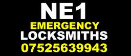Emergency locksmith service in Nnewcastle NE1