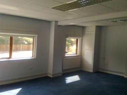 Office Painting in Nottingham. P Willetts