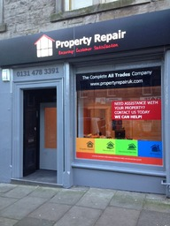 Property Repair - Edinburgh based All Trades Co.