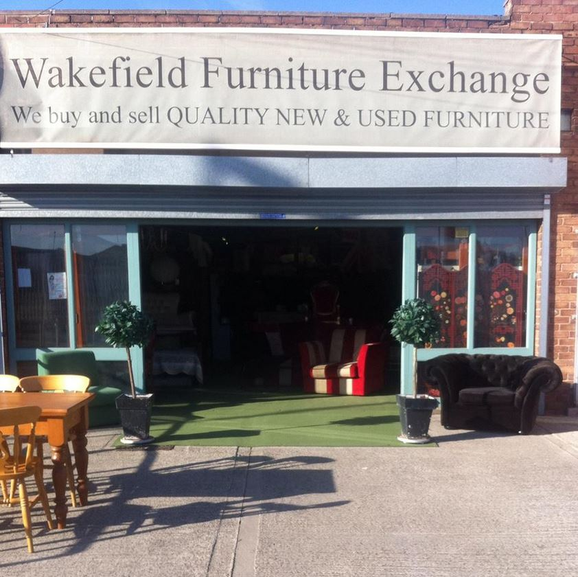 Wakefield Furniture Exchange 62 Thornes Lane Wakefield West Yorkshire Wf1 5rr Batley And