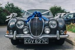 Nottinghamshire Wedding Photographer Kristy James Wedding In Misson Near Bawtry Jaguar