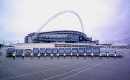 Wallace at Wembley Heavy Goods Vehicle / Large Goods Vehicle Training