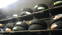 Fully Stocked New Tyres