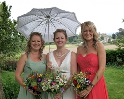 Be one of our happy brides - free consultation at Edith Wilmot - Bristol Florist