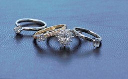 Designer Diamond Engagement rings- ShiningDiamonds