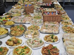 Quality Catering - Finger & Fork Buffets