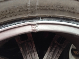 WheelRight - Wheel After Crack Welded