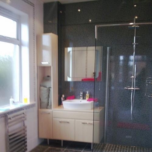 Details for afford ble kitchens and bathrooms in unit 1 for Bathroom designs edinburgh