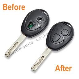 Rover 75 Land Rover Mini remote key repair