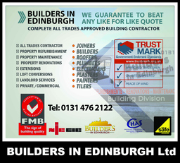 Builders In edinburgh  property Renovation Conpany