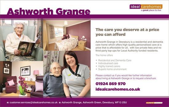Elderly Residential Care Homes Data Uk