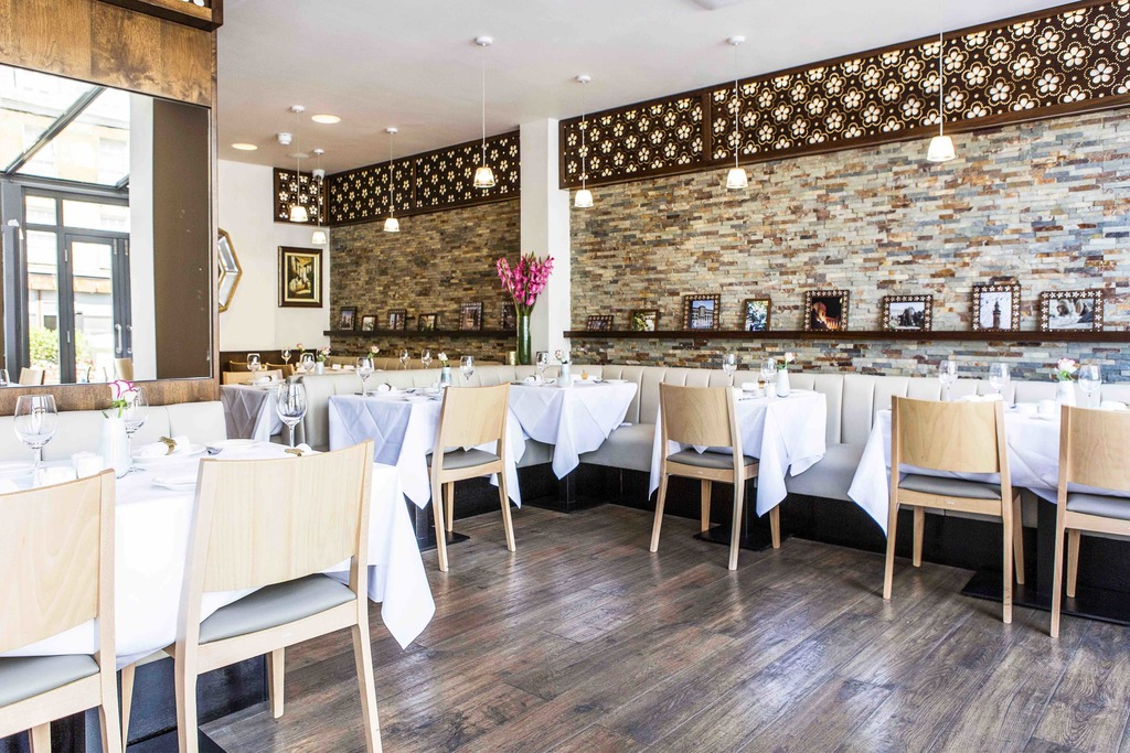 yasmeen restaurant in 1 blenheim terrace st johns wood