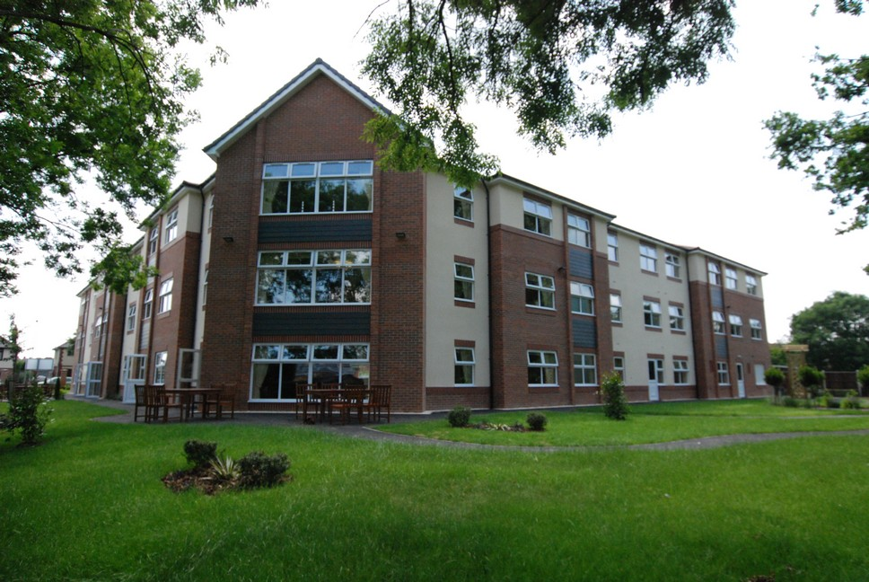 Hinckley House Care Home In Tudor Road Leicestershire