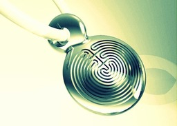 Metal 3D Printing Silver Jewellery Edinburgh Maze