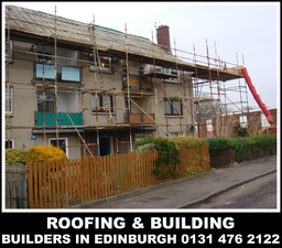 Roofing and Building, Builders In Edinburgh