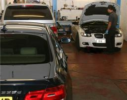 BMW Service Nottingham