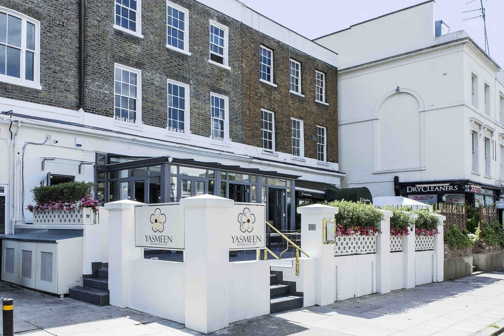 yasmeen restaurant 1 blenheim terrace st johns wood