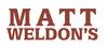 Matt Weldons