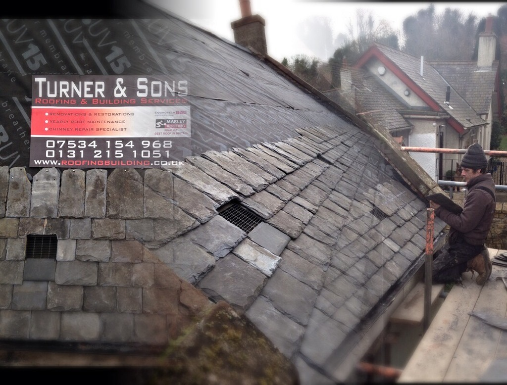 Roofing Amp Building Services Woodburn Road Dalkeith