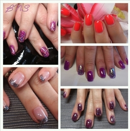 A small selection of our nails