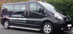 Our Chester minibus's