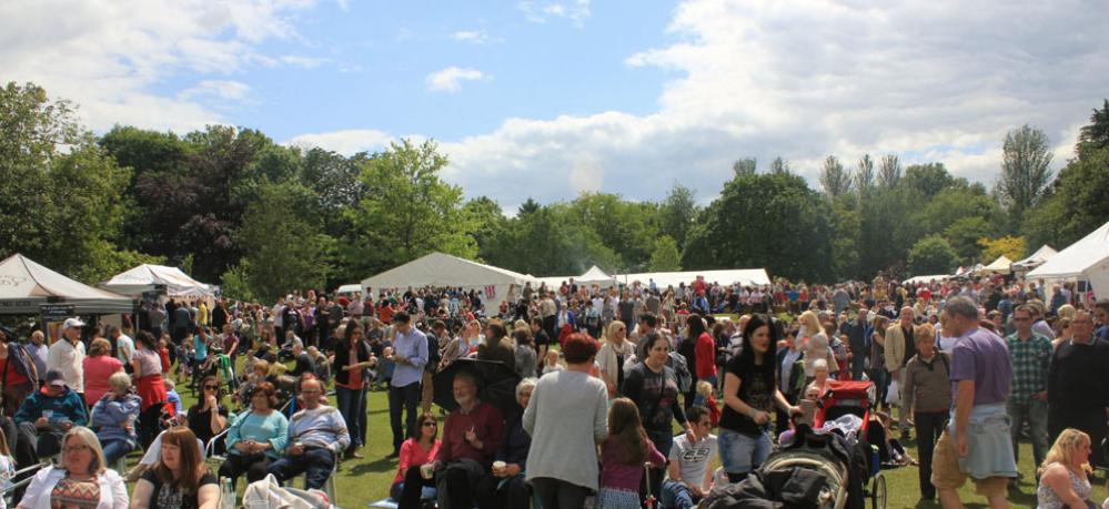 Great British Food Festival Stonyhurst