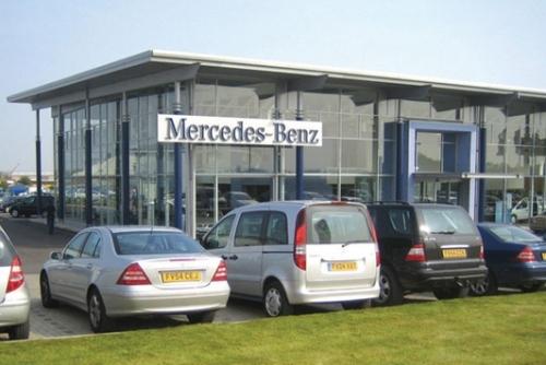 Details for lister mercedes benz smart of lincoln in for Mercedes benz lincoln
