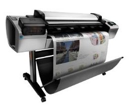 Hp T2300 Designjet Printer 1st Call 4 Service Ltd Birmingham West Midlands UK