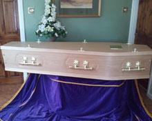 612949 Funeral Arrangements Street Somerset The South West Glastonbury G Holland Son Funeral Directors Ltd Coffins