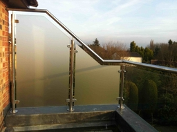 We Supply and Fit Glass Balustrades