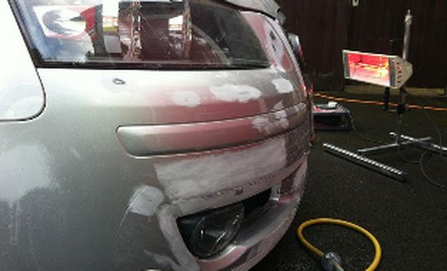 Car Scratch Repair Poole