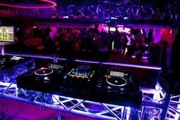 Intamixx DJ Booth