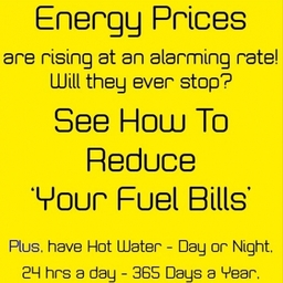 Energy Prices Are Rising