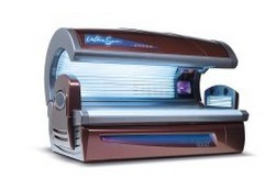 Hgh powered sunbeds vertical and horizontal