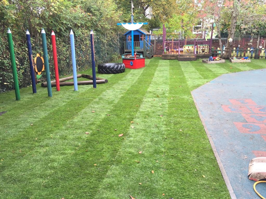 Garden landscaping wakefield : Wakefield lawncare garden services parkhill crescent