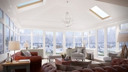 Internal Insulated Conservatory Roof