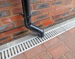 Finished Drain