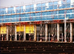 London Network Scaffolding Ltd - LUL Depot