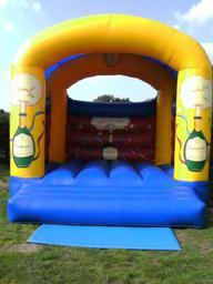 15x15  Champaign Castle for toddles to adults