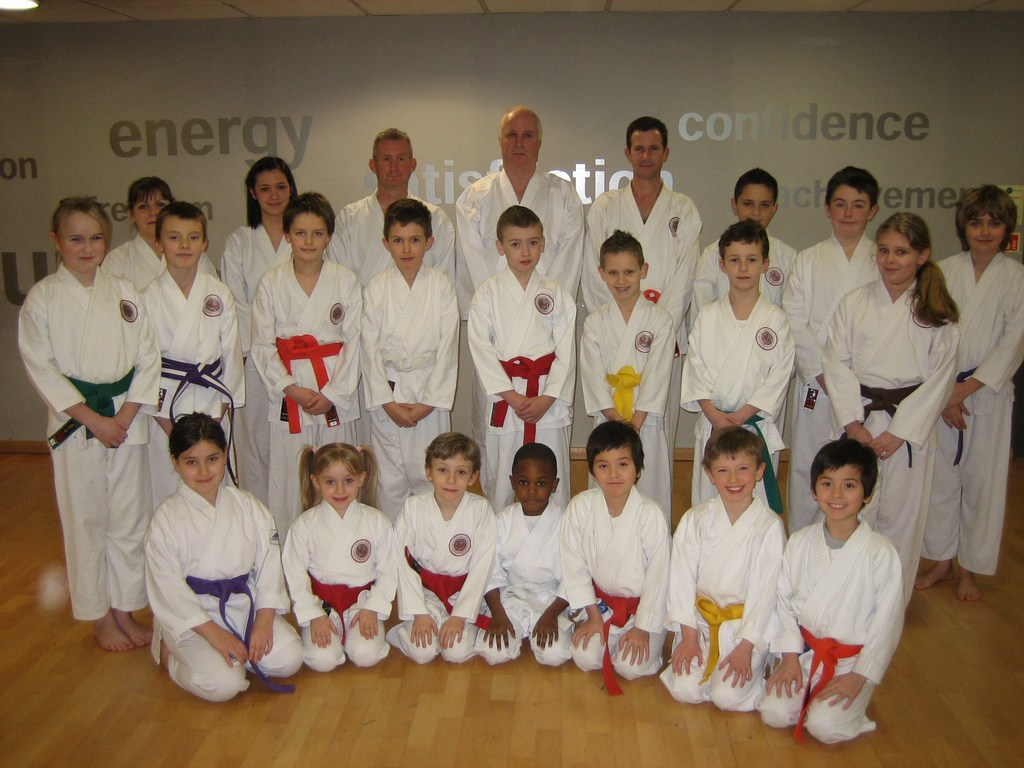 Details for walthamstow shotokan karate club in waltham forest good centre chingford road for Waltham abbey swimming pool times