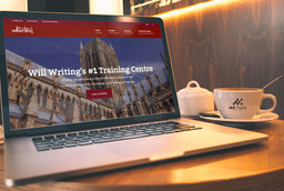 College of Will Writing - Web Design by IAK Media