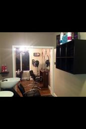 Salon view