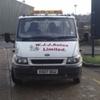 W J J Autos Ltd