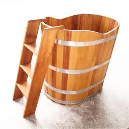 Iroko Sauna Tub