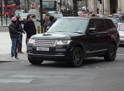 Range Rover HIre