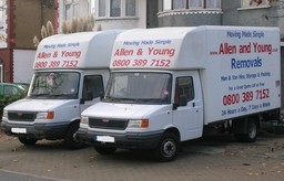 We offer the full range of Removal Services