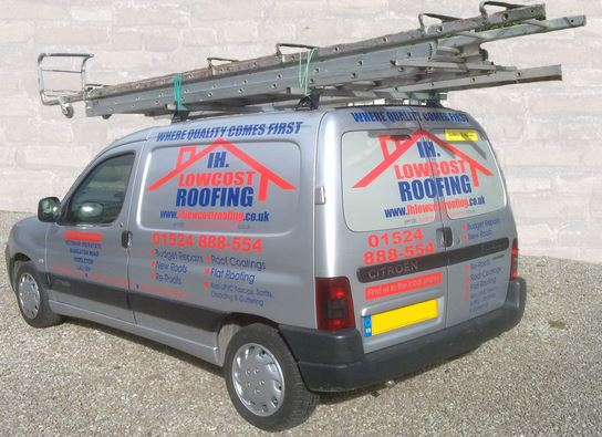 Details For I H Lowcost Roofing In 25a Heysham Industrial