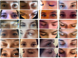 Individual Semi Permanent Eyelash Extensions