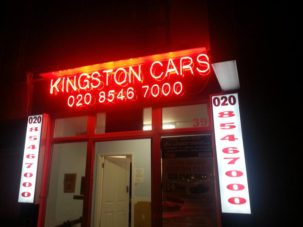 Cheap Car Hire Kingston Upon Thames