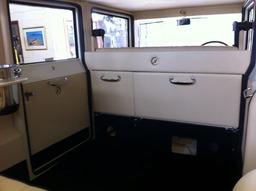 Seats up to 6 passengers